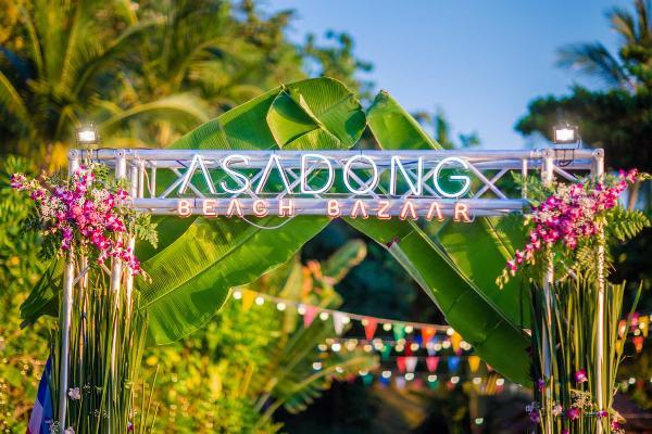 Курорт Conrad Koh Samui открывает пляжный базар Asadong