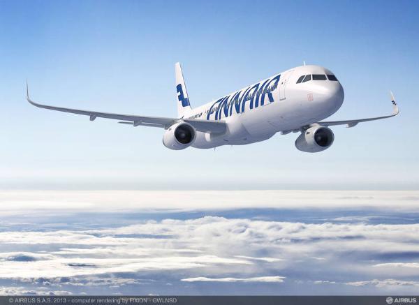 Finnair признана лучшей авиакомпанией Северной Европы в девятый раз подряд