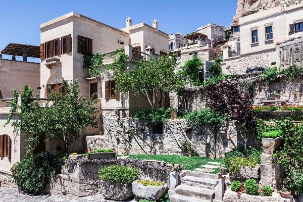 argos in Cappadocia снова признан лучшим отелем в категории «Наследие»
