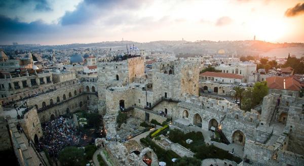 Фестиваль искусств Mecudeshet пройдет в Иерусалиме с 8 августа по 4 сентября 2018