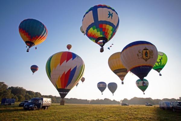 Международный фестиваль воздухоплавания «Небо России» пройдет в августе в Рязанской области