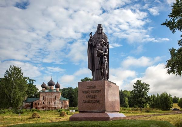 В Ярославской области создадут туристический комплекс на малой родине адмирала Ушакова