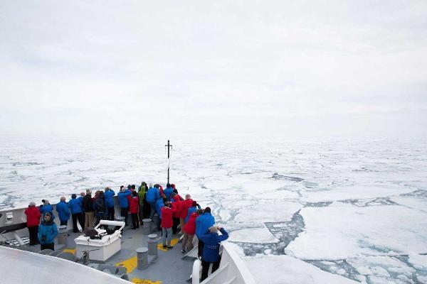 Silversea Expeditions замахнулись на Северный морской путь