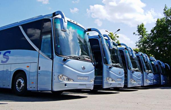 Введение «возрастного ценза» предлагается отсрочить для всех категорий автобусов
