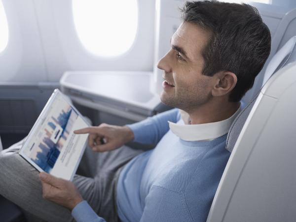 Finnair представляет лучший бортовой интернет на своих европейских рейсах