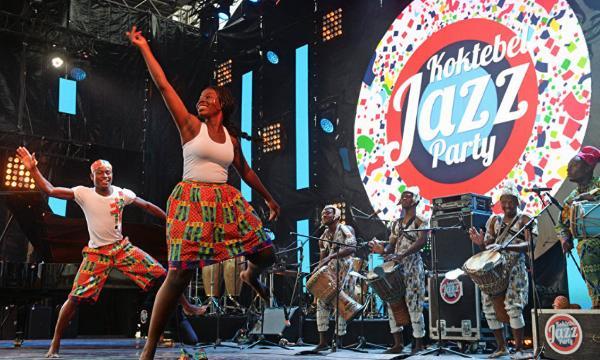 Международный джазовый фестиваль Koktebel Jazz Party пройдет сразу на пяти площадках