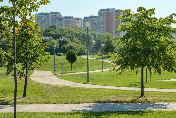 Москва заняла второе место среди самых зеленых мегаполисов мира
