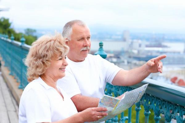 Число путешествующих самолетом пенсионеров в России удвоилось с 2015 года