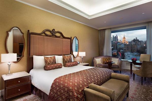Доходность люксовых отелей Москвы выросла более чем на 300% во время ЧМ-2018