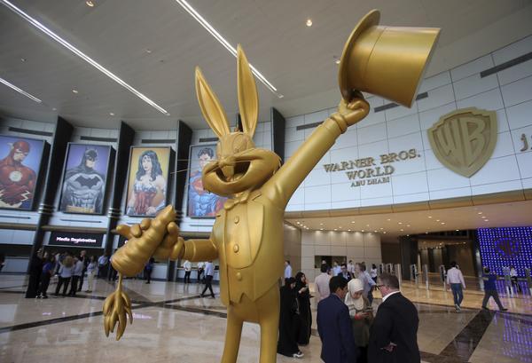 Багз Банни в Абу-Даби: Warner Bros. открыла парк развлечений в столице ОАЭ