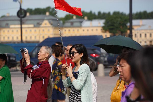 Россия и Китай в ближайшее время подпишут соглашение по безвизовым поездкам