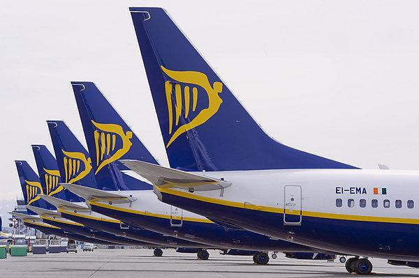 Ryanair отменит не менее 400 рейсов из-за забастовки