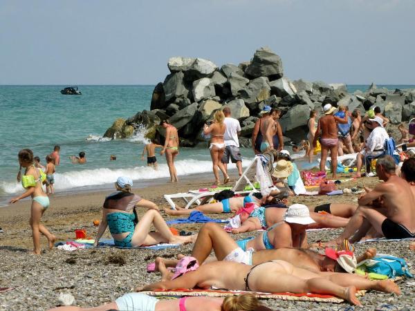 Доходы Крыма от туризма выросли на четверть