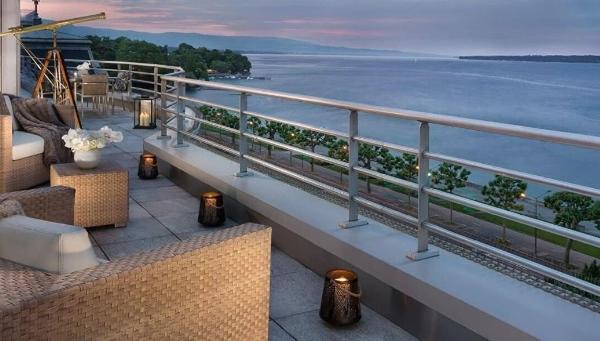 Названы самые дорогие гостиничные номера в мире