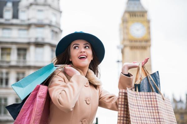 Туристы из России потратили в Великобритании почти 200 млн фунтов в 2017 году