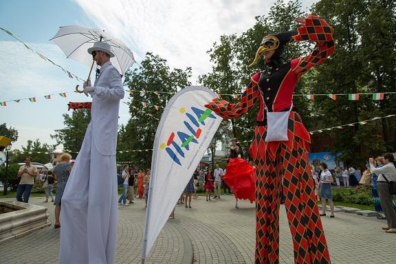 Большой Фестиваль Италии / Grand Italia Fest 2018 собрал в Москве более 75000 человек