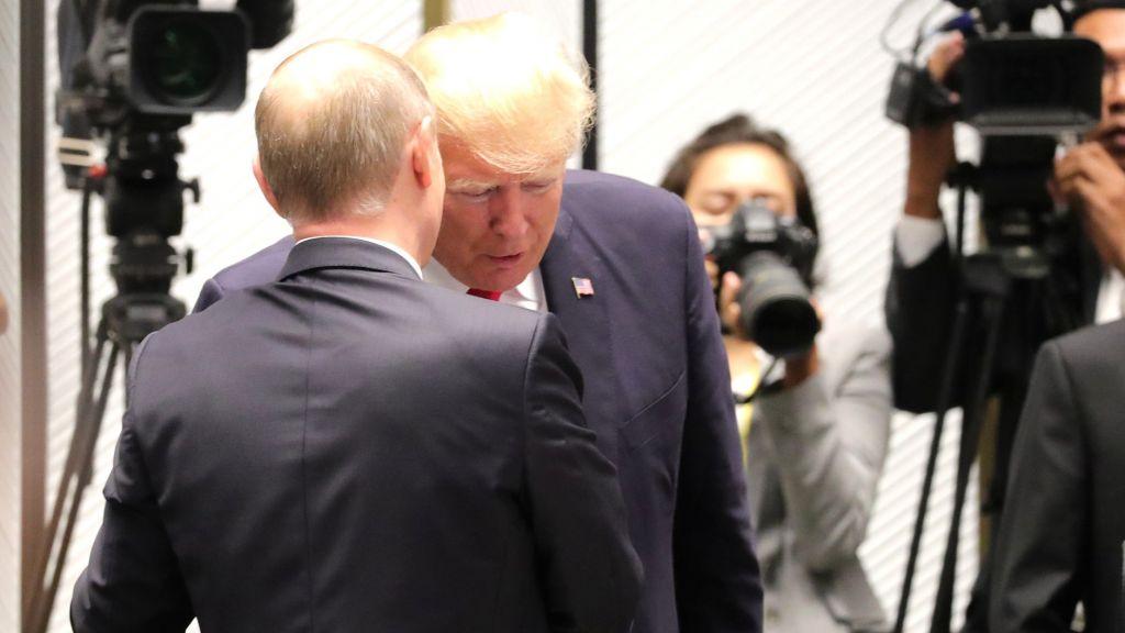 Путин и Трамп утаили на саммите хитрый план по Украине