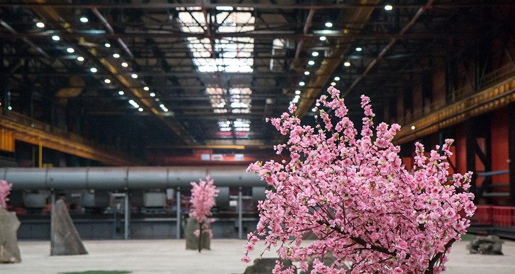 Территорию симферопольского завода займут склады и магазины