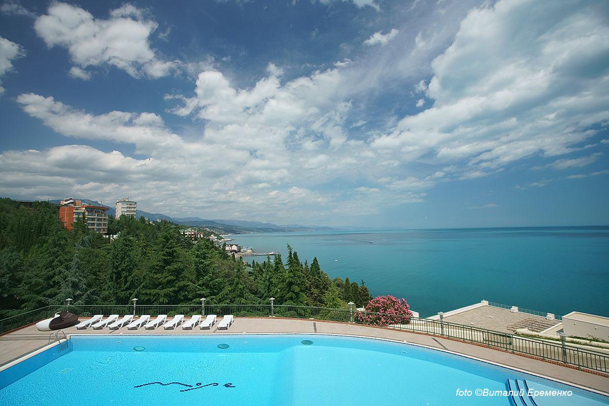 В пятницу в Крыму до 31 градуса жары