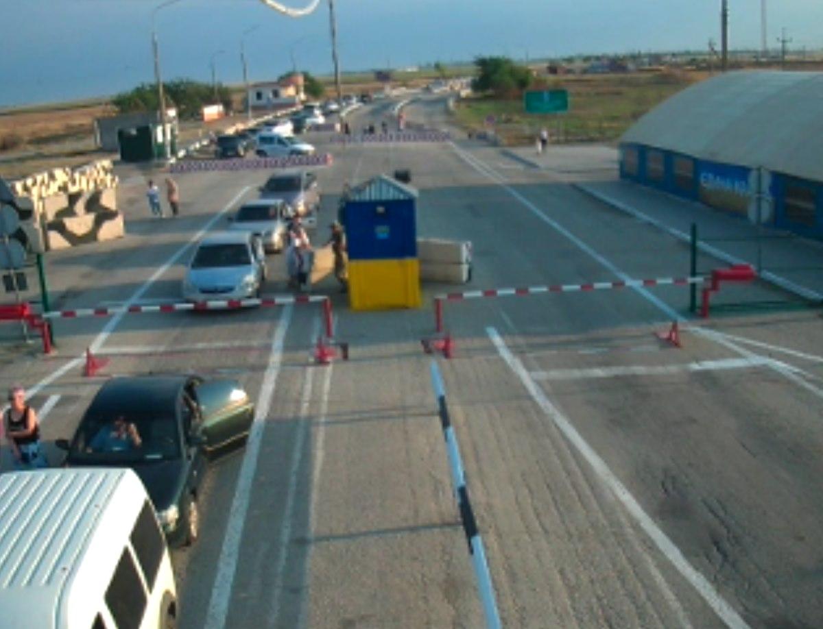Украина откроет на границе с Крымом «комнаты для жалоб»