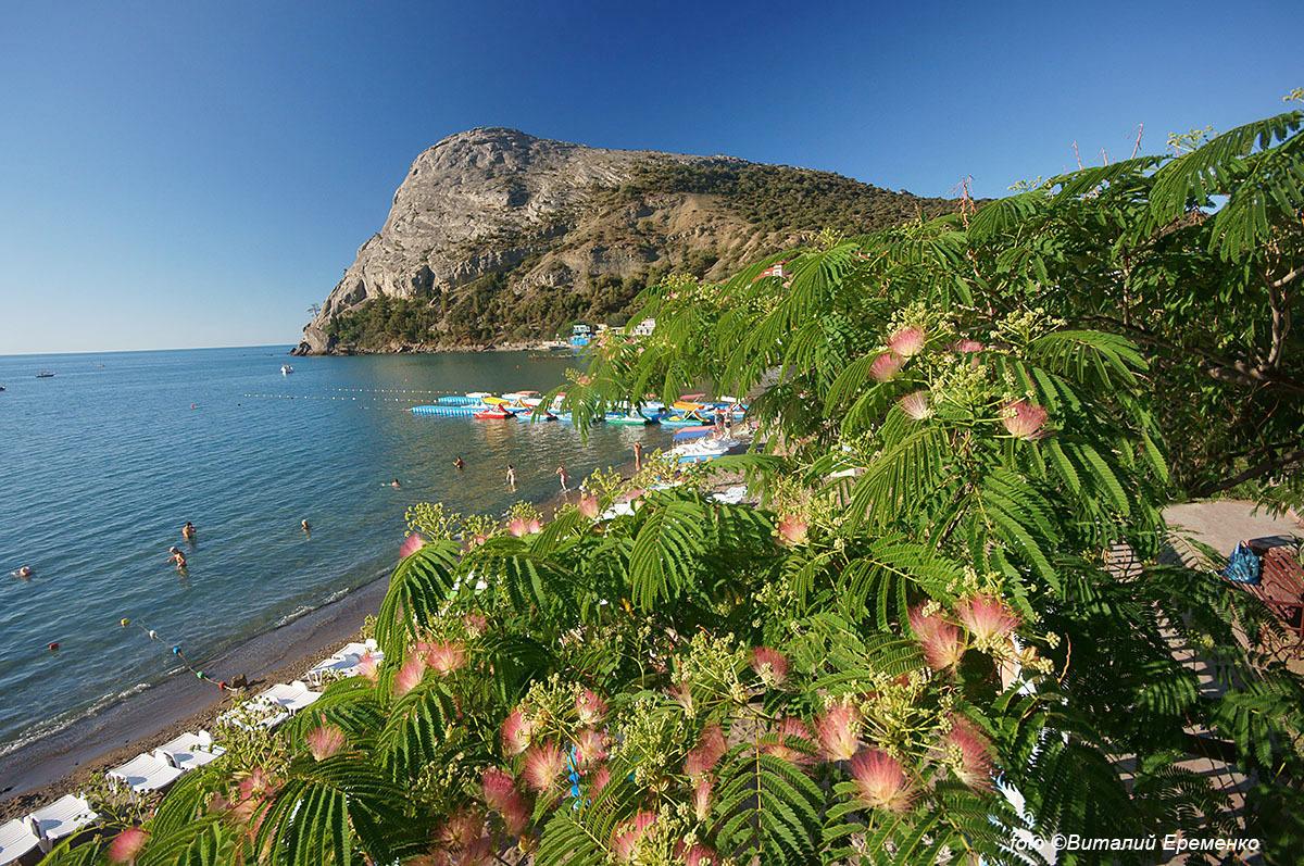 Во вторник в Крыму сухо и до 30 градусов жары