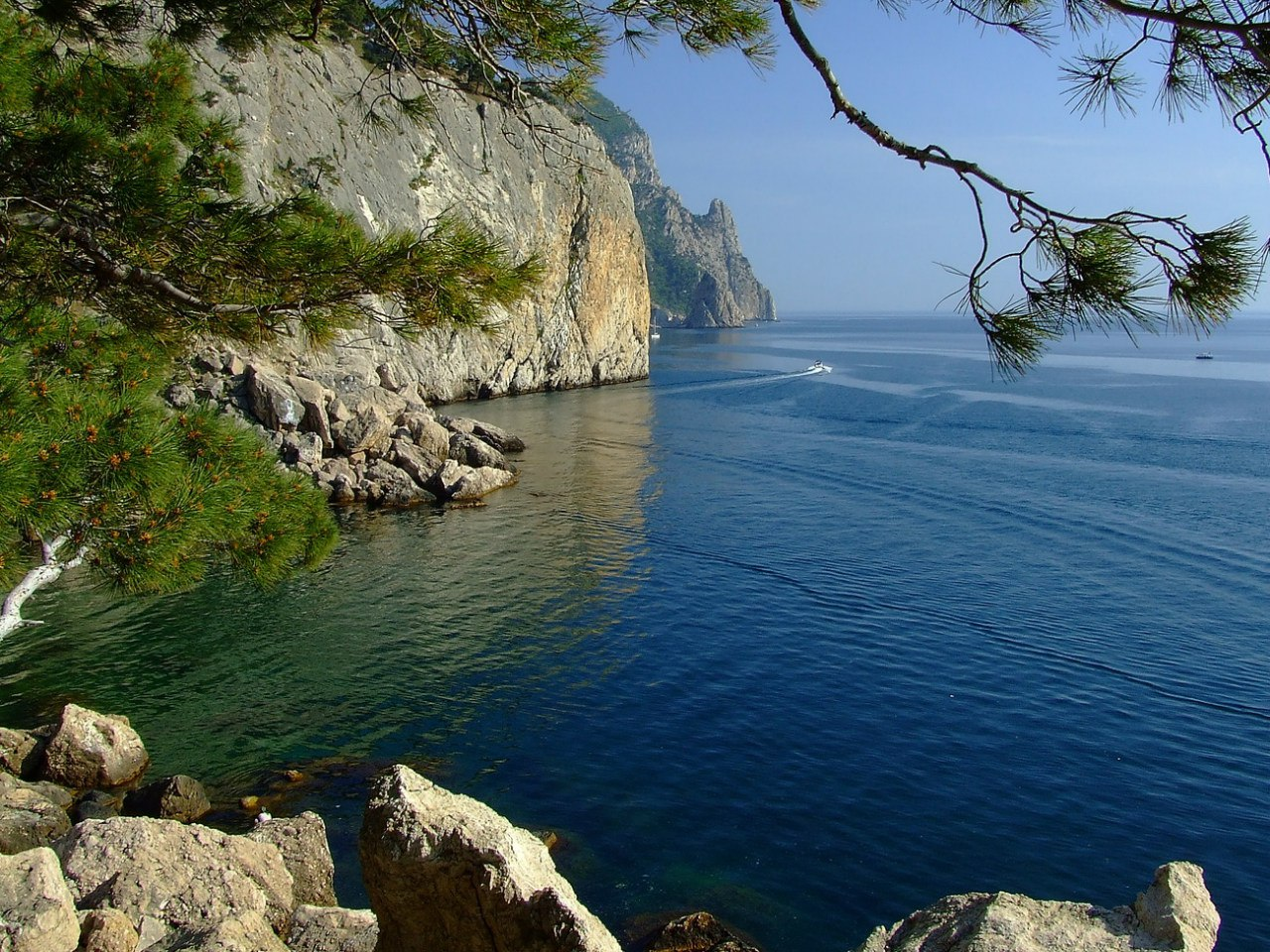 В понедельник в Крыму до 29 градусов тепла