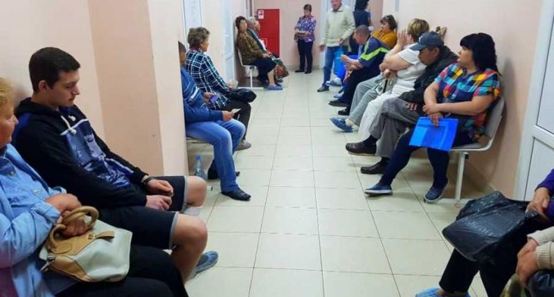 В Севастополе закрыли взрослую поликлинику на Супруна