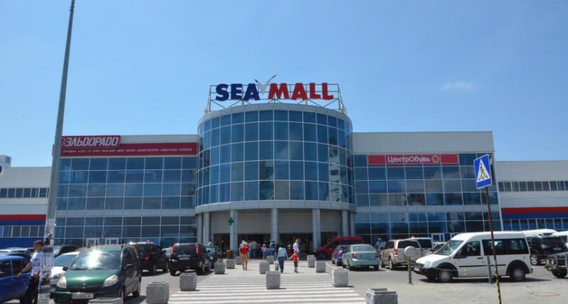 В Севастополе закрывают торговый центр Sea Mall