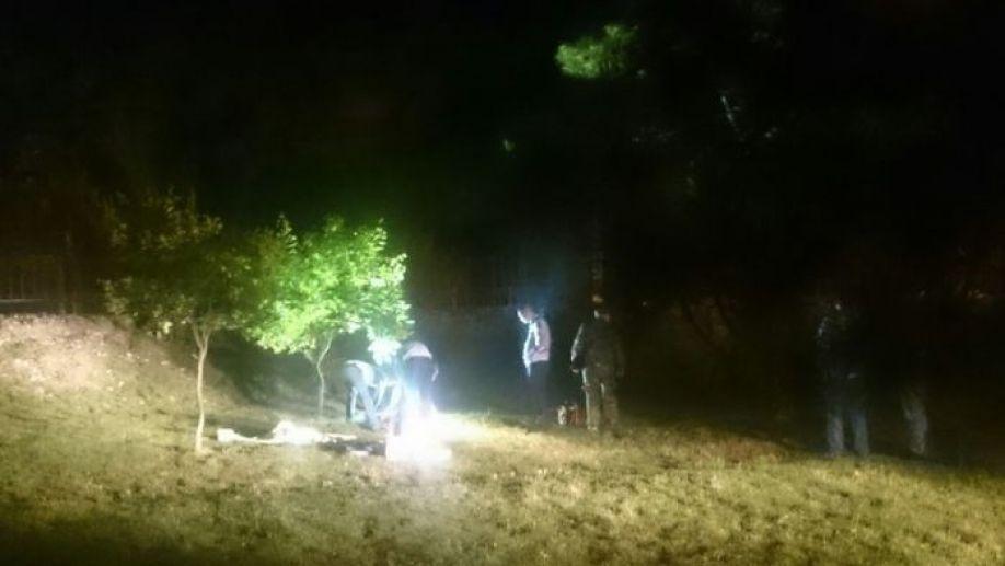 В Севастополе около школы нашли тело жестоко убитой женщины