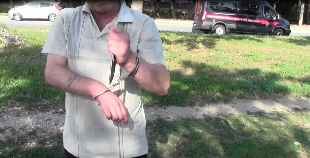В Севастополе задержан убийца найденной возле школы женщины