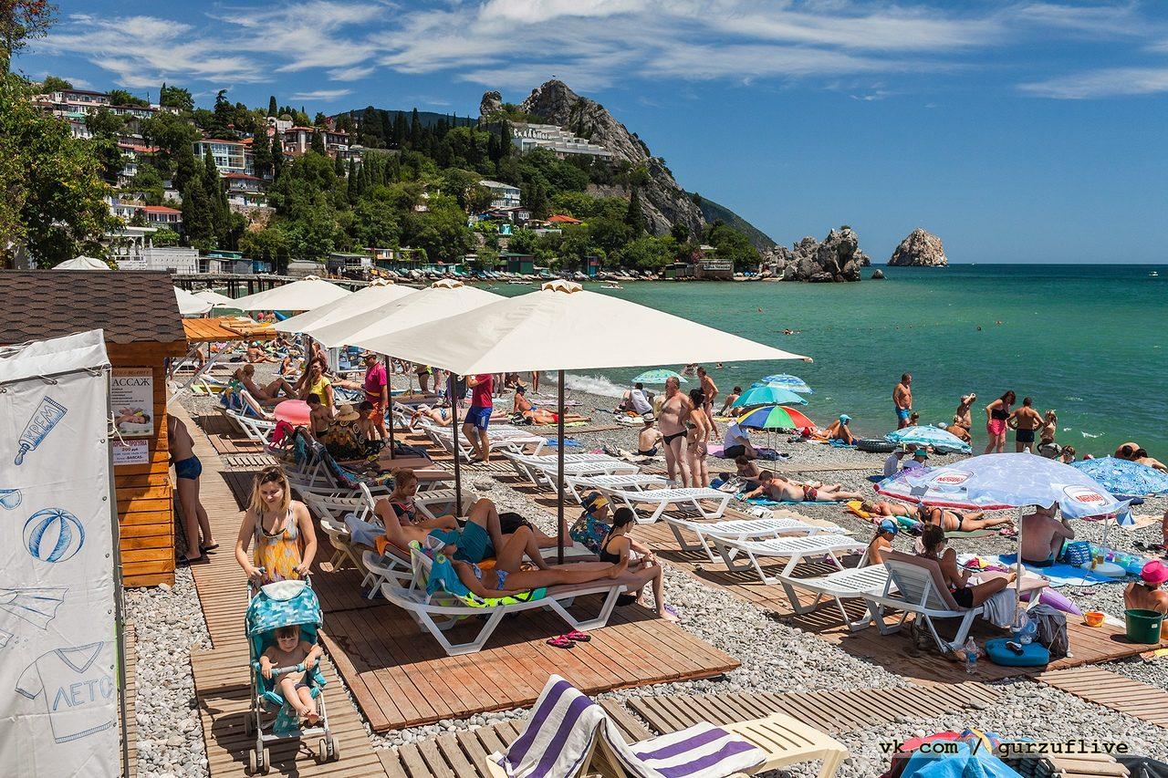 Во вторник в Крыму до 34 градусов жары