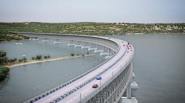 Почти 1,5 млн автомобилей проехали по Крымскому мосту с момента открытия