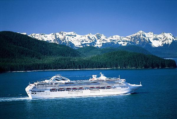 Аляска стала самым популярным круизным направлением