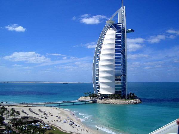 В Дубае число российских туристов выросло на 74% в этом году