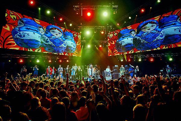 LiveFest Summer станет самым высокогорным музыкальным фестивалем с раздельным сбором мусора