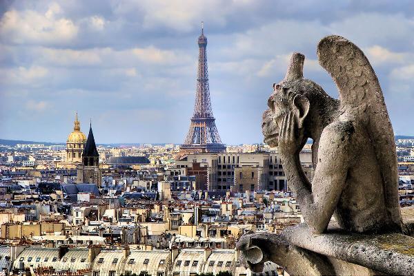 Во Франции больше всего в ЕС жилья для туристов, а в Италии – самих туристов