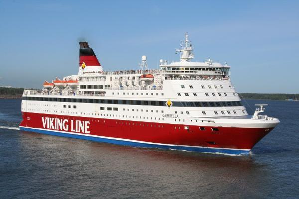 Viking Line сократил издержки и увеличил доходы в I полугодии 2018 г.
