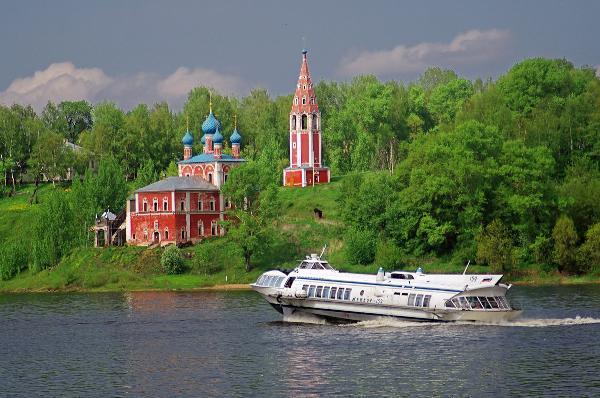 Администрация Тутаева Ярославской области купила теплоход