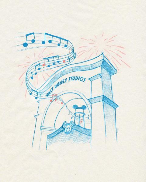 В Disneyland Париж впервые состоится фестиваль джазовой музыки «Disney любит джаз»