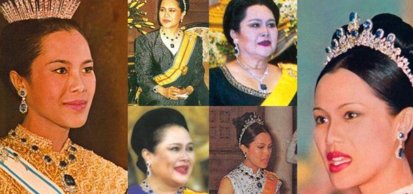 День рождения королевы Таиланда — день Матери