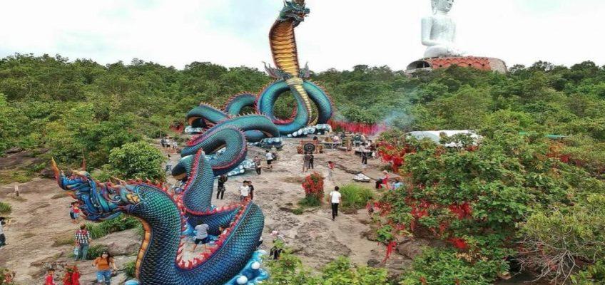 Новая достопримечательность в Таиланде (ВИДЕО)