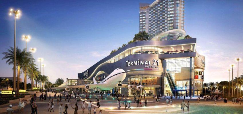 Терминал 21 Паттайя — новый магазин (ВИДЕО)