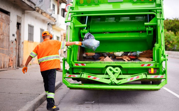 Компания по переработке и вывозу отходов