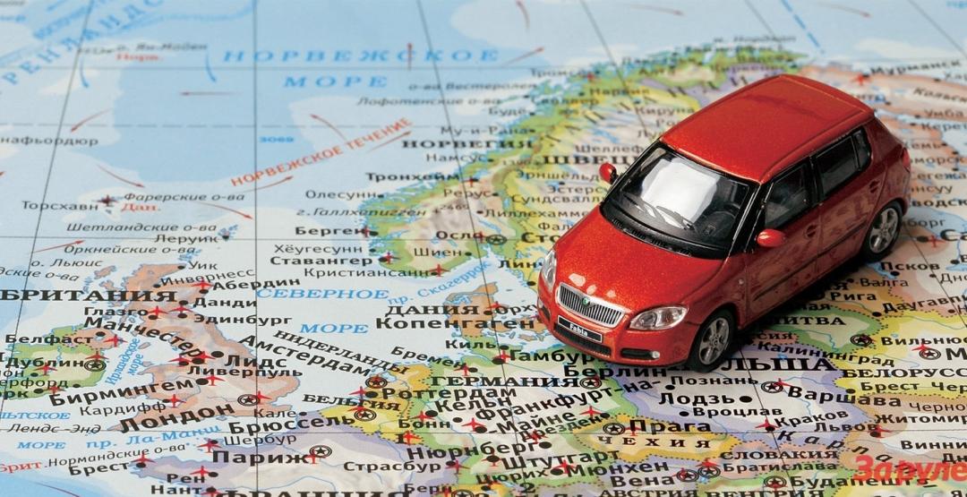 Прокат автомобилей в Европе и Америке