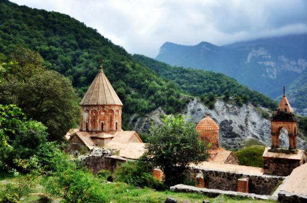 В Нагорном Карабахе число туристов возросло на 41%