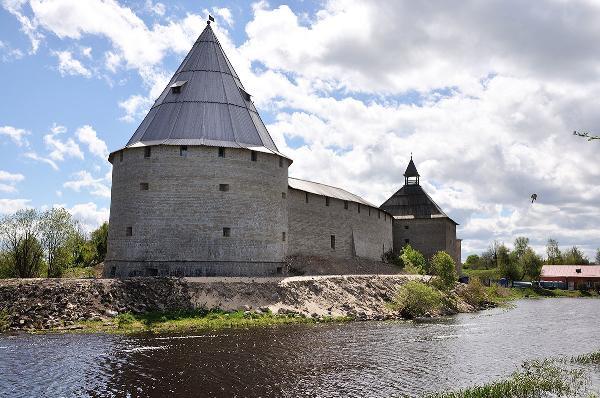 Более 30 круизных судов прибыли в Старую Ладогу в Ленинградской области этим летом