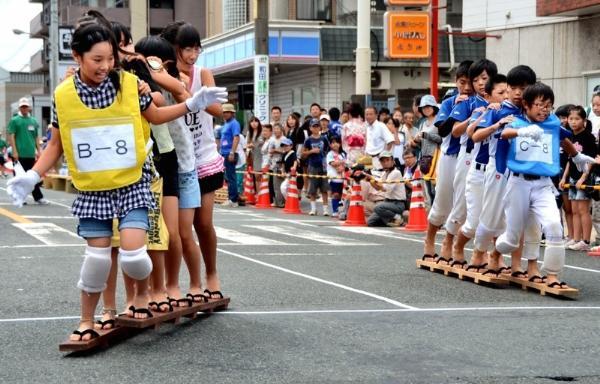Гэталимпийские игры в Хиросиме: туристы увидят необычные соревнования