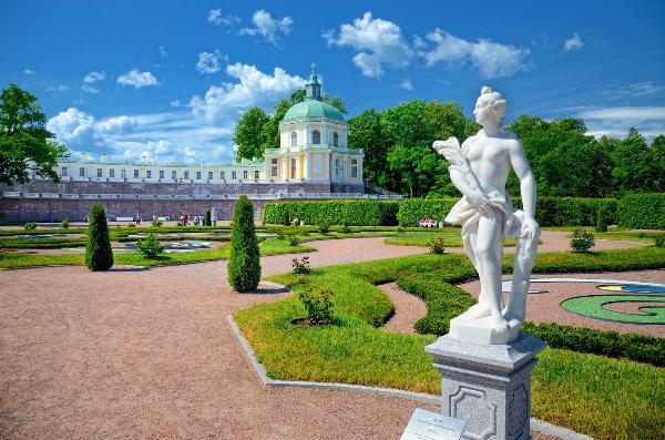 Посещаемость парка «Ораниенбаум» под Петербургом выросла за год в четыре раза