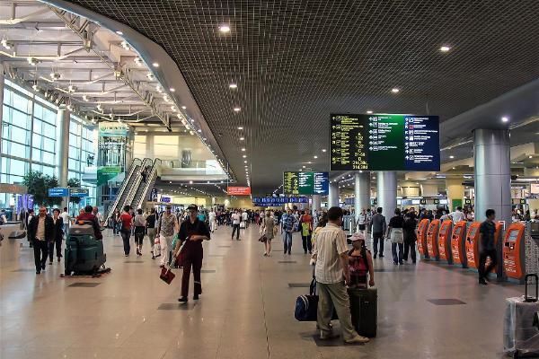 Пассажиропоток из Домодедово в Турцию в период отпусков вырос почти на 20%