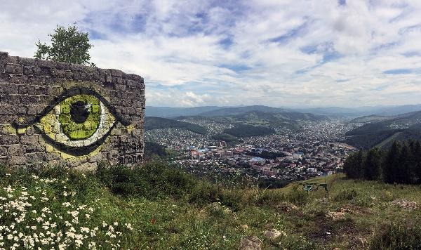 Панорамный парк на 1,5 тысяч квадратных метров построят в Республике Алтай